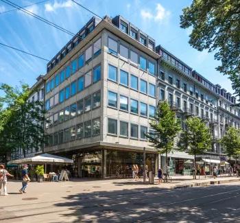 Bahnhofstrasse 100 Zurich